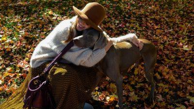 Un anno con Giotto festeggiato con il reparto animali di Kik