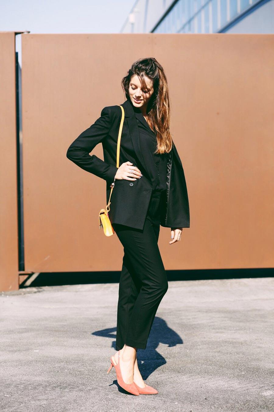 Outfit per un colloquio di lavoro con il brand La Redoute