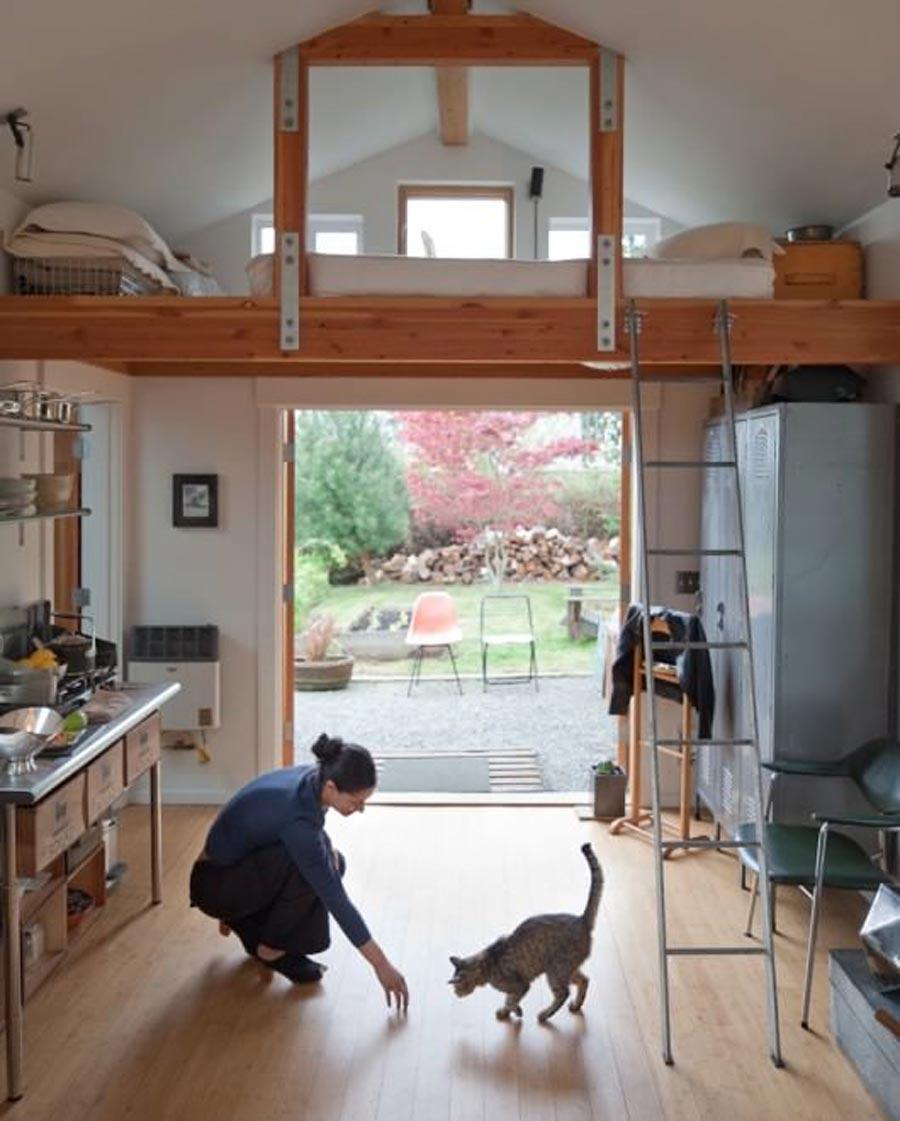 Trasformare Un Garage In Abitazione quando il garage diventa un'abitazione di design