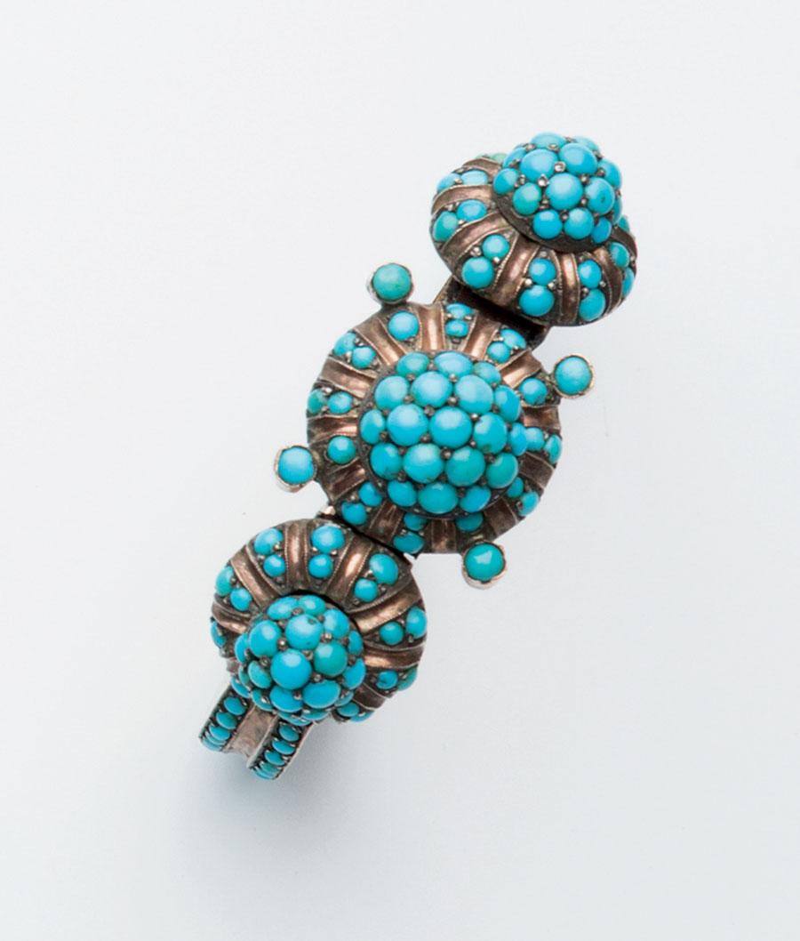 antico-bracciale-turchese