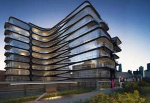 condominio extra lusso sull' High Line
