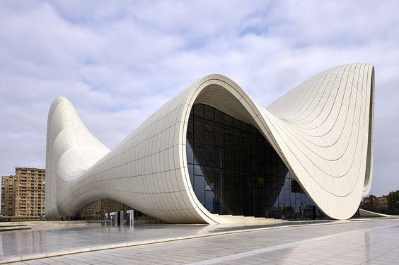 Zaha Hadid-Heydar Aliyev Centre