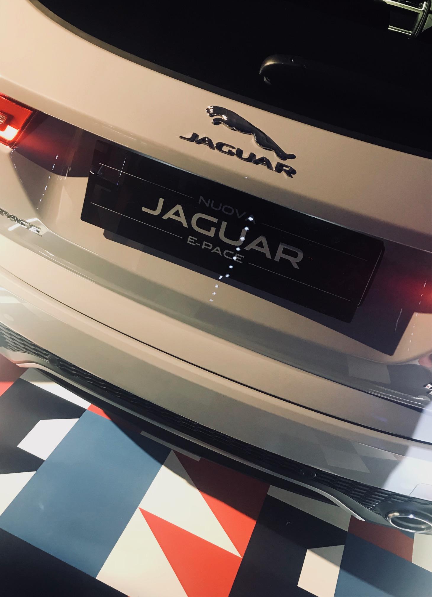 nuovo suv e-pace di jaguar