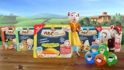 L'ABC della merenda Dolce di Parmareggio per tutti i bambini e i ragazzi