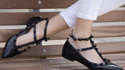 Ballerine: tendenza scarpe Primavera Estate 2018