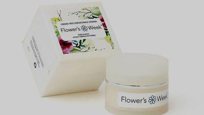 Una linea tutta al naturale per il benessere della pelle (e non solo): ecco i prodotti Flower's Week