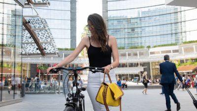 Bike Bee: la sicurezza prima di tutto