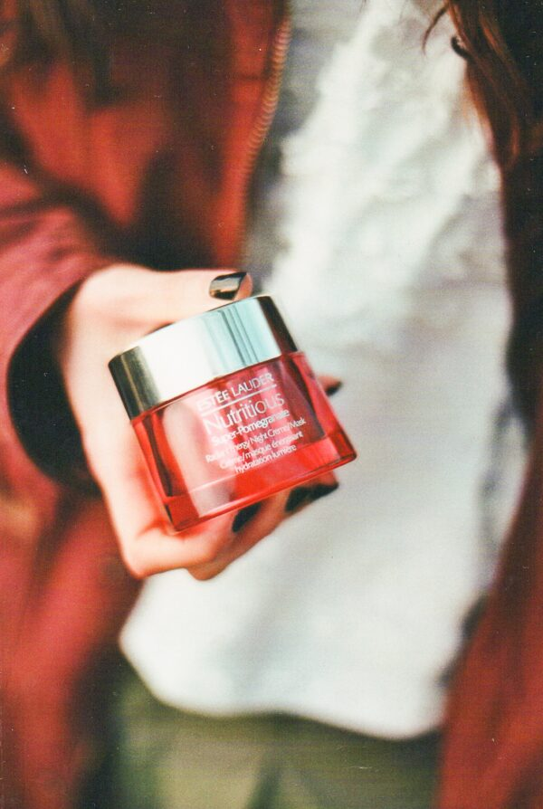 Nutritious Super-Pomegranate Radiant Energy Night Creme/Mask